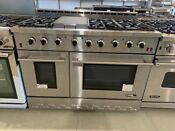Nxr Nk4811 Entree 48 In Professional Style Gas Range With Convection Oven