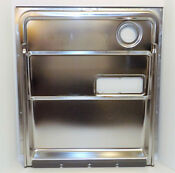 Kenmore Dishwasher Door Inner Panel Assembly Stainless W10467363 P3743