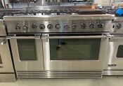 Dcs Rgv2486gdn 48 Inch Gas Range With 5 3 Cu Ft Nat Convection Oven