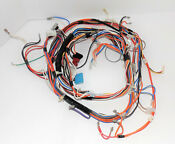 Ge Profile Dryer Wiring Harness 212d1428g003 P4023