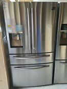 Samsung Rf28hmedbsr 36 Stainless French Door Refrigerator Nob 14288 Clw