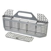 Universal Dishwasher Utensil Cutlery Basket Replacement Storage Rack