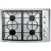 New In Box Ge Monogram Zgu384nsmss 30 Stainless 4 Burner Gas Cooktop Propane Lp