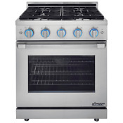 Dacor Renaissance Rnrp30gsng 30 Freestanding Natural Gas Range Stainless Steel