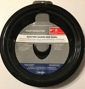 Partsmaster Electric Range Drip Bowl 8 Porcelain Pan Pm32x143