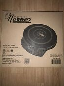Nuwave 2 Precision Induction Cooktop Model No 30151 Brand New