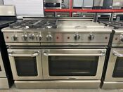 Capital Gscr484g 48 Precision Series Freestanding Gas Range 24 Griddle