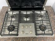 Miele Km3475g 36 Natural Gas Cooktop With 2 Dual Wok Burners Sealed Burners