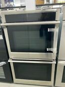 Samsung Nv51k6650ds 30 In Double Electric Wall Oven