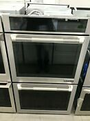 Jennair Pro Style Series Jjw3830dp 30 Inch Smart Electric Double Wall Oven