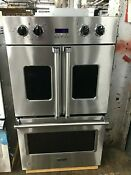 Viking Professional Series Vdof730ss 30 Double Electric French Door Oven