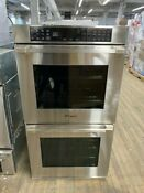 Dacor Hwo227 27 4 5 Cu Ft Heritage Double Electric Convection Oven