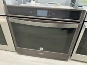 Whirlpool Wos72ec0hv 30 Smart Single Electric Wall Oven Black Stainless Steel