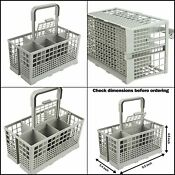 Universal Dishwasher Cutlery Basket 9 5 X 5 4 X 4 8 Inches Compatible Kenmore