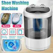 4 5kg Portable Shoes Washing Machine Household Single Tube Washer And Dryer Mach
