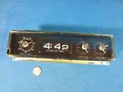 Jenn Air Whirlpool Oem Range Oven Parts Clock 712024 Parts Only No Return