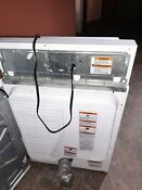 Whirlpool Commercial Front Load Dryer White