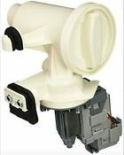 Front Loader Washer Drain Pump For Whirlpool Duet Wfw8300sw02 Ghw9250mw0