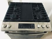 New Ge Gas Freestanding Ranges Stove