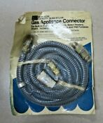 Sears 60 Gas Appliance Connector Built In Ovens My16871 New Damaged Package