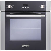 Magic Chef Mcswoe24s 2 2 Cubic Foot Built In Programmable Wall Convection Oven
