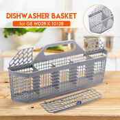 Wd28x10128 Silverware And Utensil Basket Compatible Dishwasher Universal