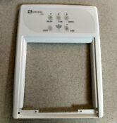 Maytag Refrigerator Ice Water Escutcheon Touch Pad User Interface 61005364