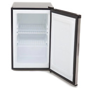 Upright Freezer 2 1 Cu Ft 27 5 In H Safety Lock Manual Defrost Stainless Door