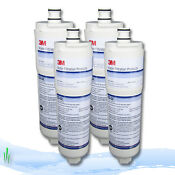 4 Pack X 3m Cs 52 Water Filter For Bosch Neff Siemens