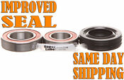 Whirlpool Cabrio Bravo Kenmore Washer Tub Bearing Seal Kit W10435302 W10447783