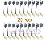 20 Pack 3355806 Washer Lid Switch Wp3355806 Fits Whirlpool Kenmore Ap2947199 Ps
