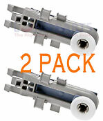 2 Pack Dishwasher Upper Rack Wheel Mount 8561996 Wp8561996 Ps973972 W11157084