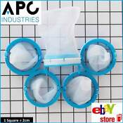 5x Genuine Simpson Westinghouse Washing Machine Lint Filter 0564257398 119422200