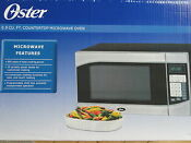 Oster Ogh6901 0 9 Cu Ft 900 Watts Countertop Microwave Oven Ogh6901
