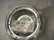 Lot Of 4 6 Whirlpool Chrome Range Drip Pan Bowl 651030