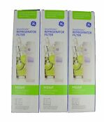 3 Pack New Genuine Ge Mswf Smartwater Refrigerator Filter Replacement Cartridge