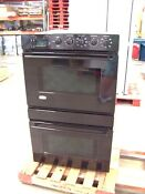 Ge Monogram 30 Double Convection Oven Zet1058bfbb Black 80 Off 3 895 Msrp