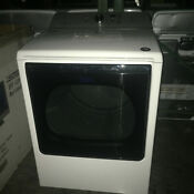 Maytag Medb835dw 8 8cf 10 Cycle Front Load Electric Dryer White