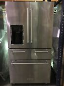 Kitchenaid Krmf706ess 25 8cf 5 Door French Door Refrigerator Stainless Steel