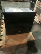 Ge Jt5000dfbb 30 Built In Single Electric Convection Wall Oven Black