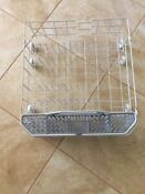 Ge Dishwasher Lower Rack Part Wd28x10384 Works On Hotpoint Kenmore W Wheels