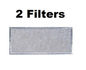 2 Filters For Whirlpool 6802a Aluminum Nesh Microwave Oven Grease Filter