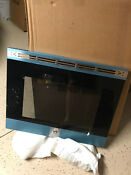 Ge Glass And Overlay Asm Ss Oven Wb56x26757 Brand New