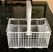 Universal Dishwasher Large Silverware Rack Basket Bosch Kitchenaid Ge Maytag Lg