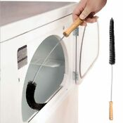 Electric Lint Vent Gas Fire Refrigerator Lint Clothes Dryer Trap Clean Brush Tol