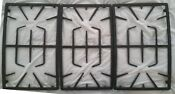 Cast Iron Grates For Thermador 6 Burner Gas Cooktop