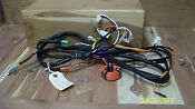 Wd 3363 23 Haier Washer Wire Harness Complete Multi Color
