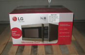 New Lg Lcrt2010bd 2 0 Cu Ft Countertop Microwave Oven 1200w Black Stainless Sl