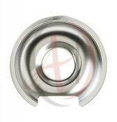 For Ge Kenmore Range Oven 6 Inches Chrome Drip Pan Pp Ps244765