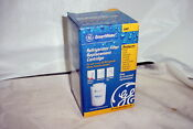 New Oem Ge Smartwater Filter Replacement Cartridge Gwf Factory Sealed 100470 B